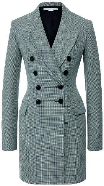 Шерстяное платье, Stella McCartney, 79 450 руб. (с учетом 30%-ной скидки), ЦУМ
