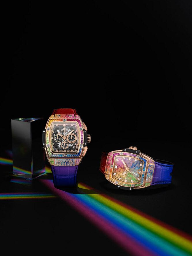Spirit of Big Bang Rainbow, Hublot