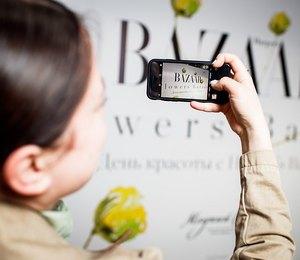 В минувшую субботу состоялся Harper's Bazaar Beauty Day