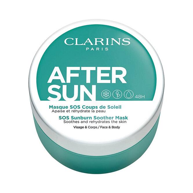 Успокаивающая маска после загара для лица и тела AfterSun, Clarins