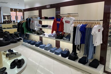 Теперь нетолько обувь: сеть магазинов Rendez–Vous запускает продажу одежды