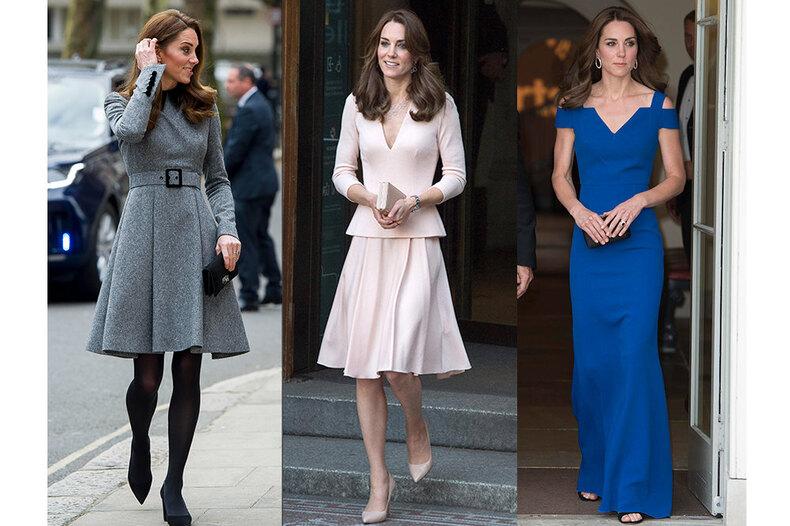 Бунтарка Кейт: 9 случаев, когда супруга принца Уильяма нарушала королевский протокол своими нарядами