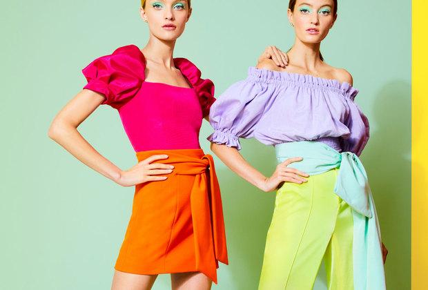 Блузки иплатья, которые помогут сделать талию невероятно тонкой
