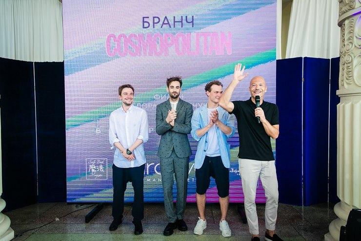 Как прошел бранч Сosmopolitan нафестивале «Кинотавр»
