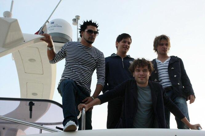Группа «Корни» , 2009
