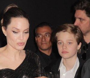 Дочь Анджелины Джоли резко похудела из-за приема гормональных препаратов для смены пола