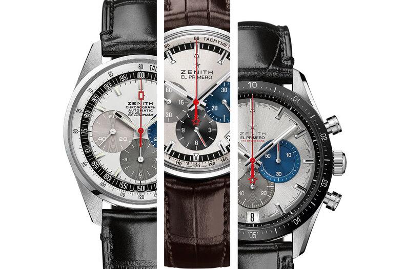 Точное время: Zenith представили спортивный хронограф, неимеющий аналогов