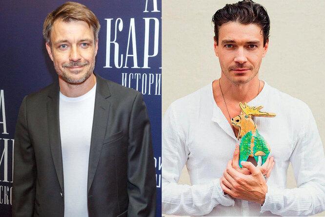 Максим Матвеев и Кирилл Гребенщиков