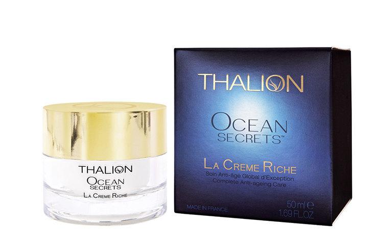 Ocean Secrets La Creme Riche Complete Anti-ageing Care, Thalion