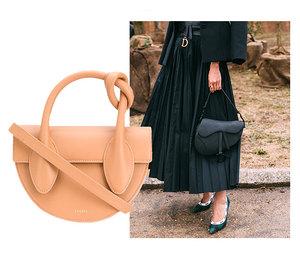 Сумка-седло от 1500 рублей: где купить альтернативу культового аксессуара Dior по смешной цене