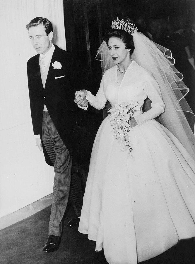 Принцесса Маргарет в 1960году