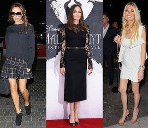 Анджелина Джоли, Лили-Роуз Депп и другие звезды, которые пережили анорексию