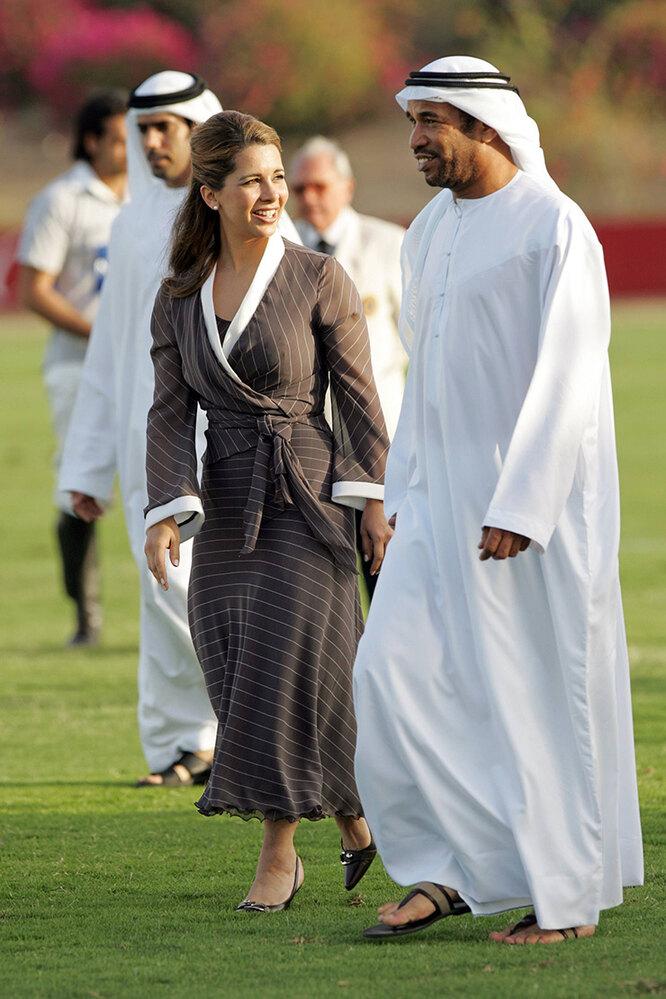 Принцесса Хайя бинт аль-Хусейн