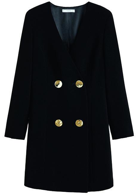 Платье изполиэстера, Mango, 3999 руб., www.lamoda.ru.
