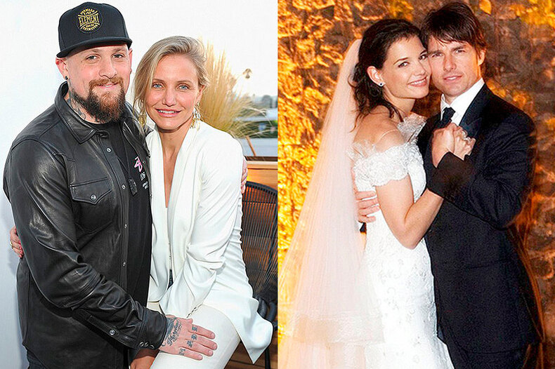 Брак — повод длязнакомства: звезды, связавшие судьбы слюдьми, которых едва знали