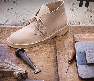 Юбилей обувного бренда Clarks