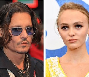 17-летняя дочь Джонни Деппа встречается с 25-летним ловеласом назло отцу