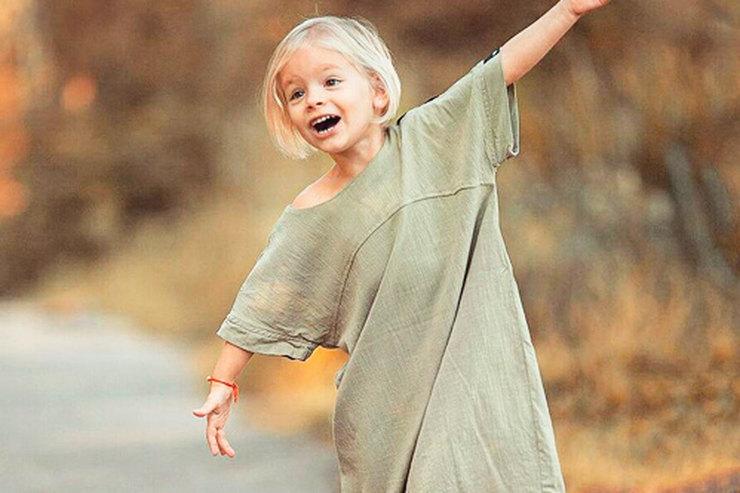 Дочь Тимати стала звездой модного шоу