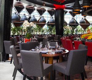 День всех влюбленных вNovikov Restaurant & Bar Moscow