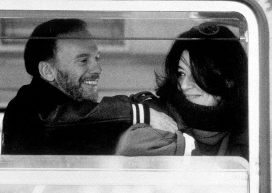 «Мужчина иженщина» (1966), реж. Клод Лелуш