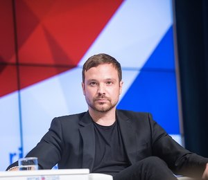 У Алексея Чадова новый роман?