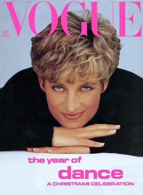 Vogue, декабрь 1991