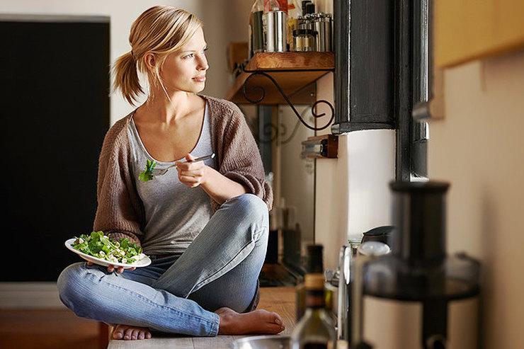 Проще некуда: 8 пищевых привычек, которые помогут вам похудеть занеделю