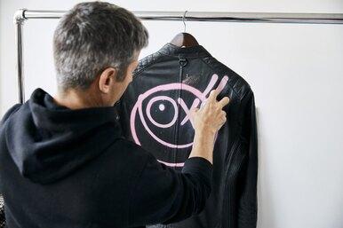 Украсть убойфренда: Mango сделали мужскую коллекцию сграффити-художником Mr. А
