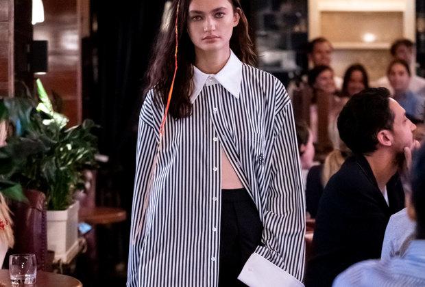 4 молодых бренда, которые показали класс наНедели моды вНью-Йорке