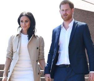 Меган Маркл и принц Гарри планируют тур по Америке после рождения первенца