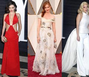 Зачем они это надели? 10 главных модных провалов «Оскара»