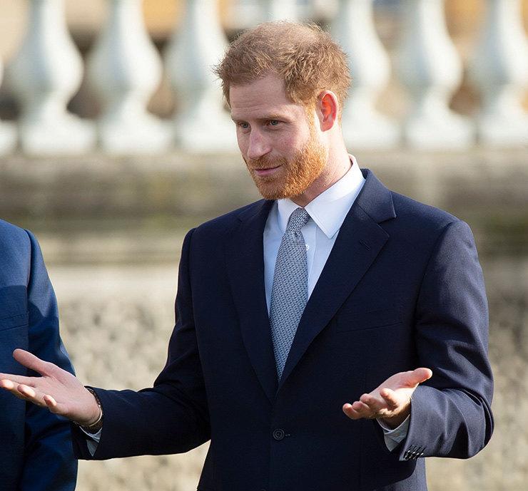 Принц Гарри восстановил душевное равновесие после переезда