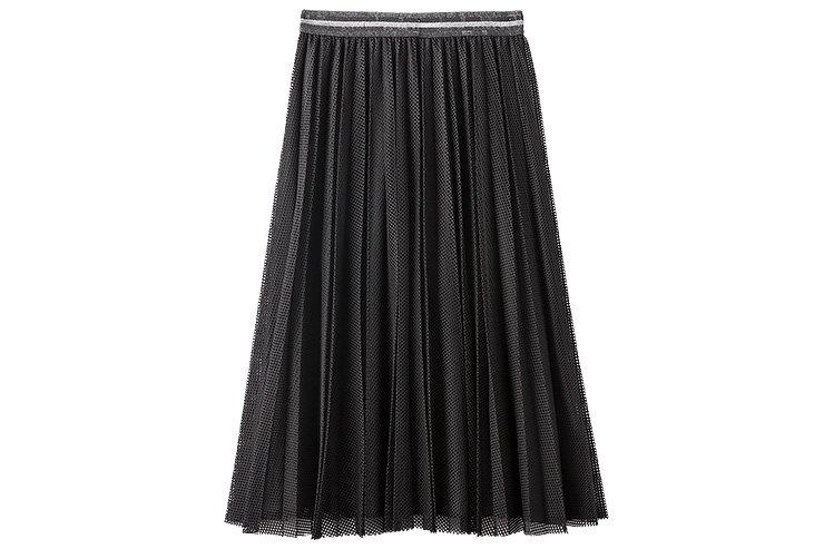 Хлопковая юбка, Luisa Cerano, 19 995 руб., Luisa Cerano