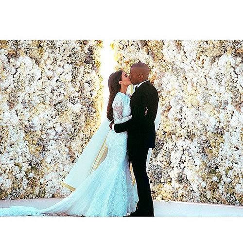 Свадьба Ким Кардашьян иКанье Уэста