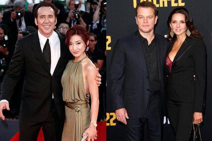 5 голливудских красавцев, которые женились наофициантках