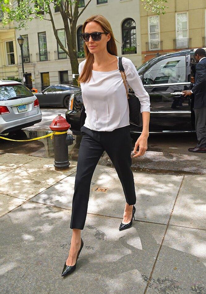 Анджелина Джоли, 2014