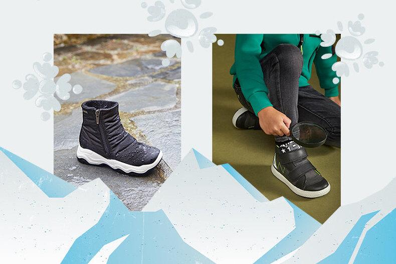 Зима близко: учимся выбирать стильную ипрактичную детскую обувь