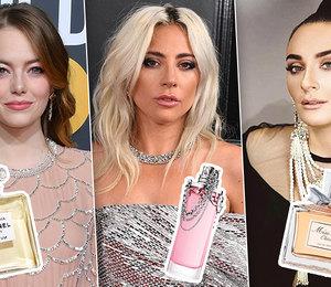 Какими духами пользуются Леди Гага, Мадонна идругие звезды