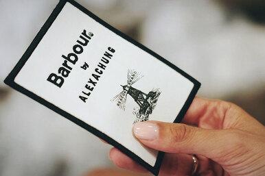 Дизайнер Алекса Чанг ибританский бренд Barbour выпустят коллаборацию