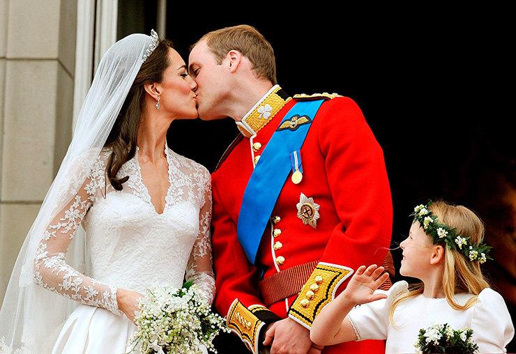 Свадьба Кейт Миддлтон ипринца Уильяма, 2011 год