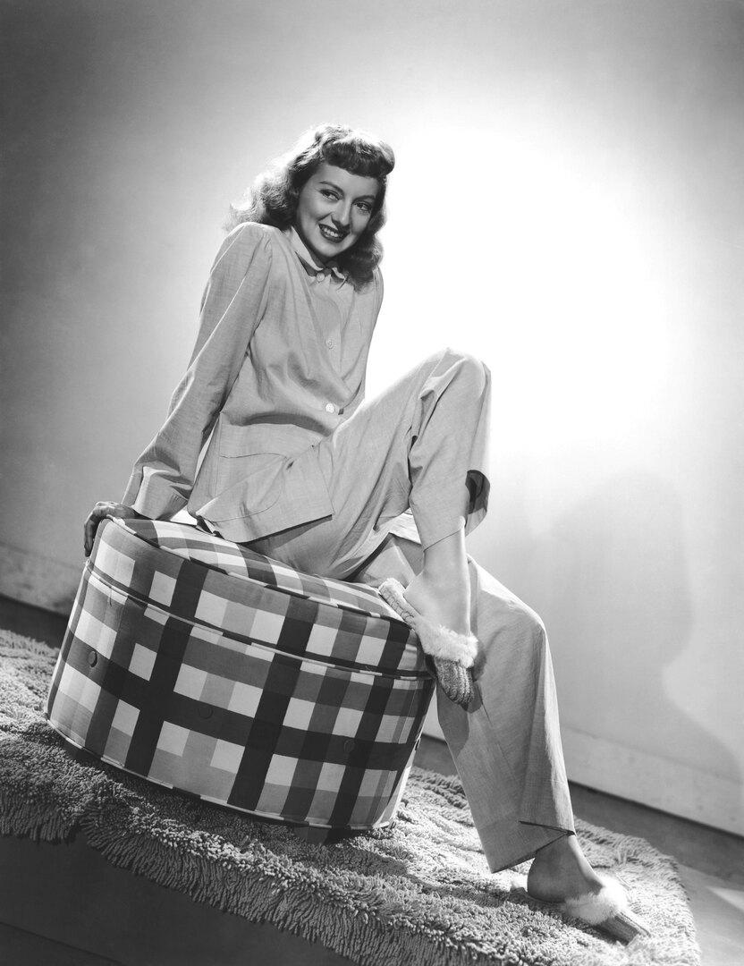 Эвелин Кейс, 1940
