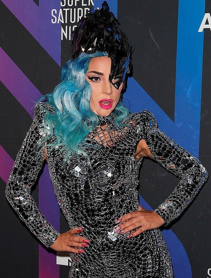 Леди Гага 2019 год