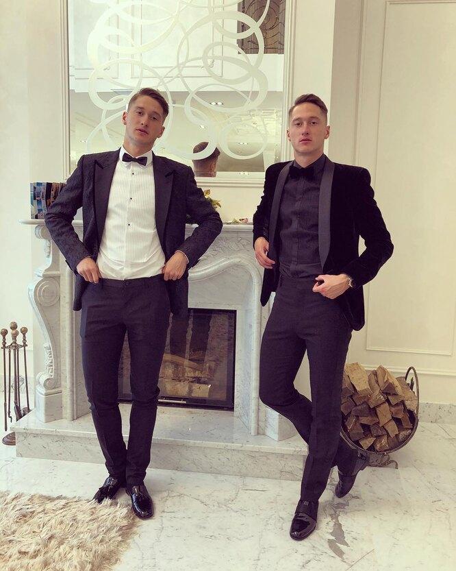 Алексей Миранчук и Антон Миранчук