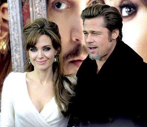 Game Over: Анджелина Джоли и Брэд Питт решили вопрос опеки над детьми