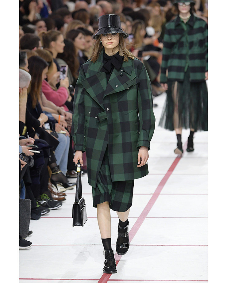Christian Dior осень-зима 2019/20