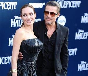 Брэд Питт возмущен тем, что Анджелина Джоли балует детей