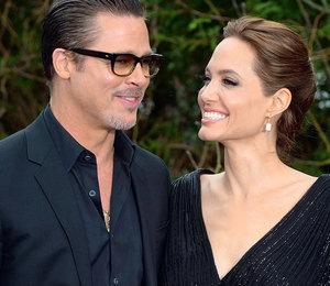 Бред Питт и Анджелина Джоли: подробности свадьбы