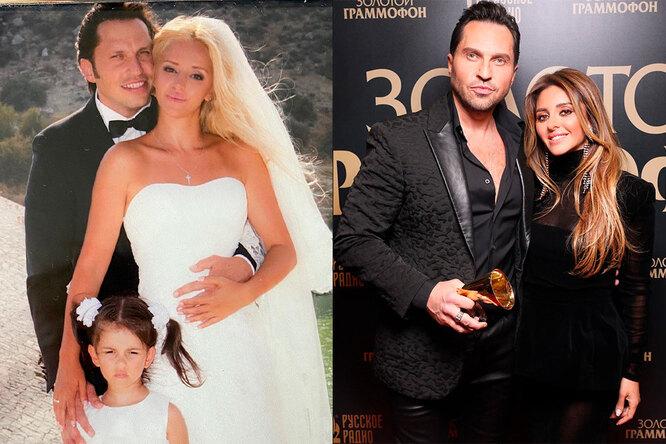 Александр и Анжелика Ревва тогда и сейчас