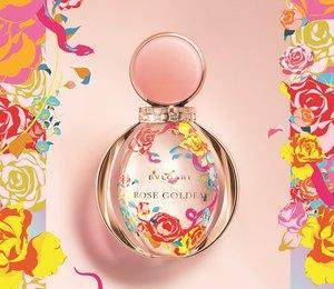 Bvlgari представили лимитированную коллекцию аромата Rose Goldea