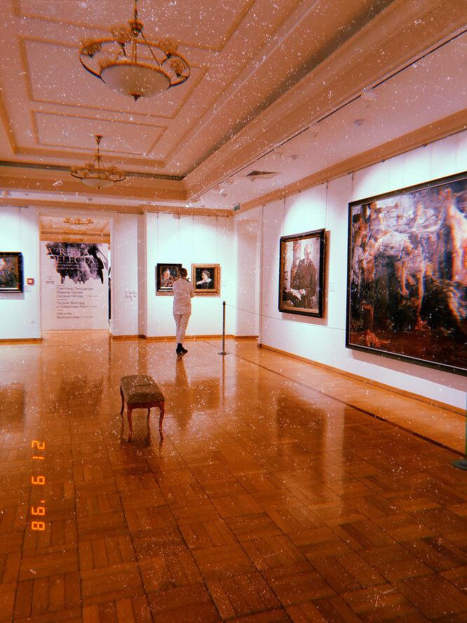 """Национальная художественная галерея """"Хазинэ"""""""